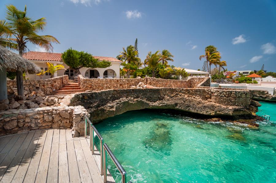 Sunset Beach Villa Bonaire Oceanfront Villas